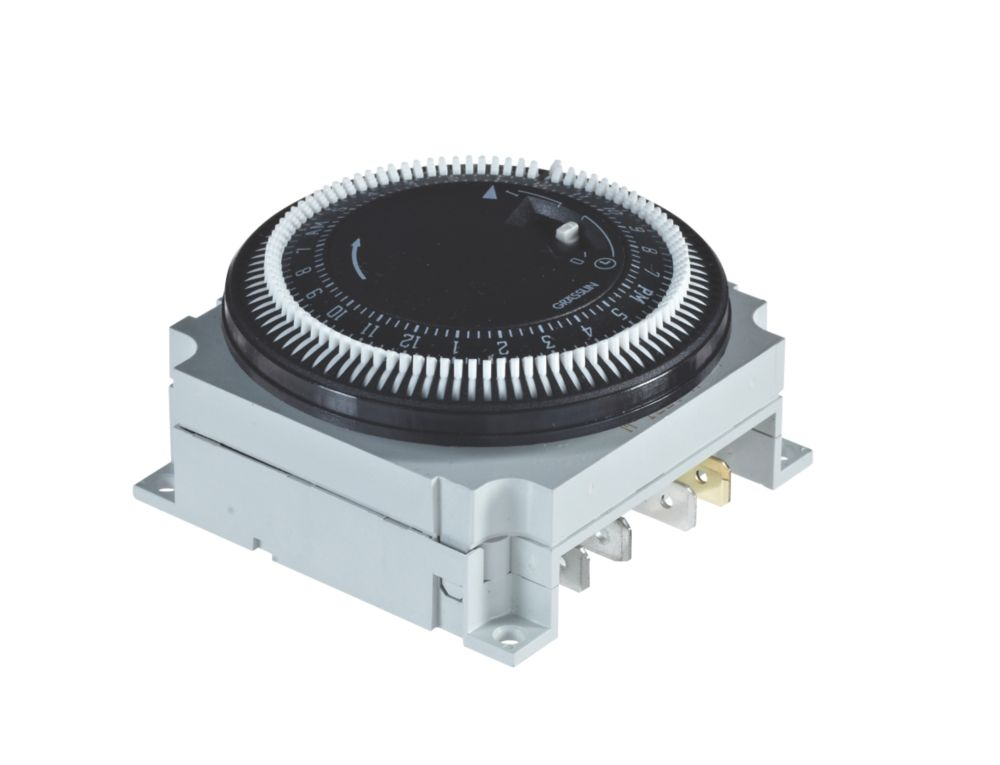 Baxi  Multifit Integral 24hr Electro/Mechanical Timer