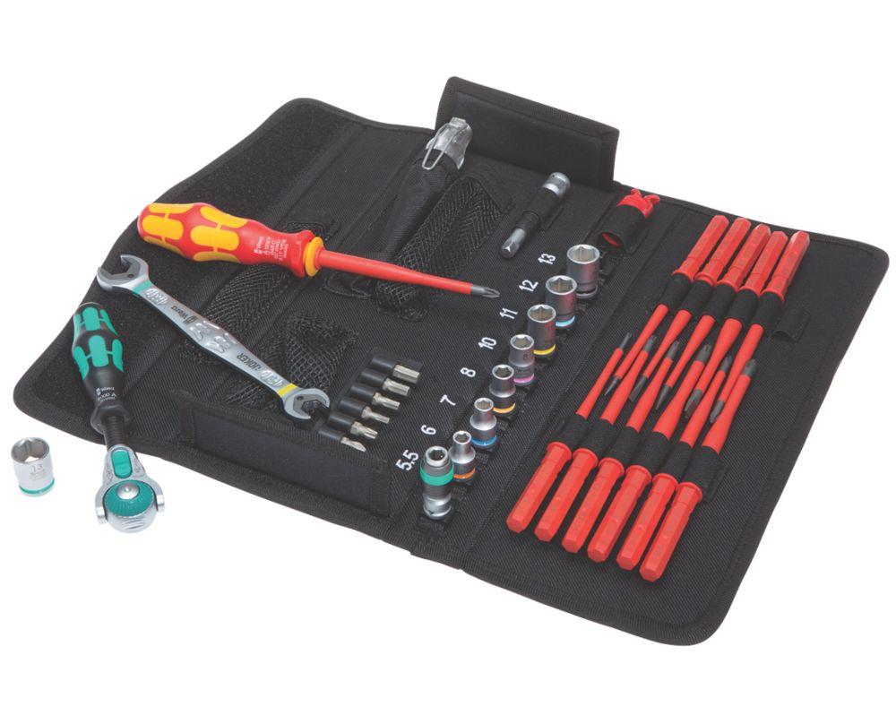 Wera  Trade Kit 35 Piece Set