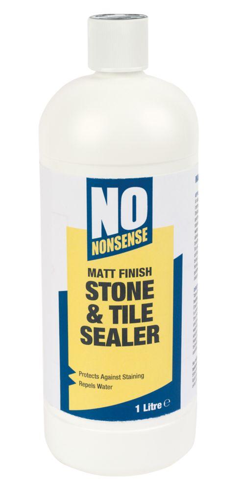 No Nonsense Stone & Tile Sealer  1Ltr
