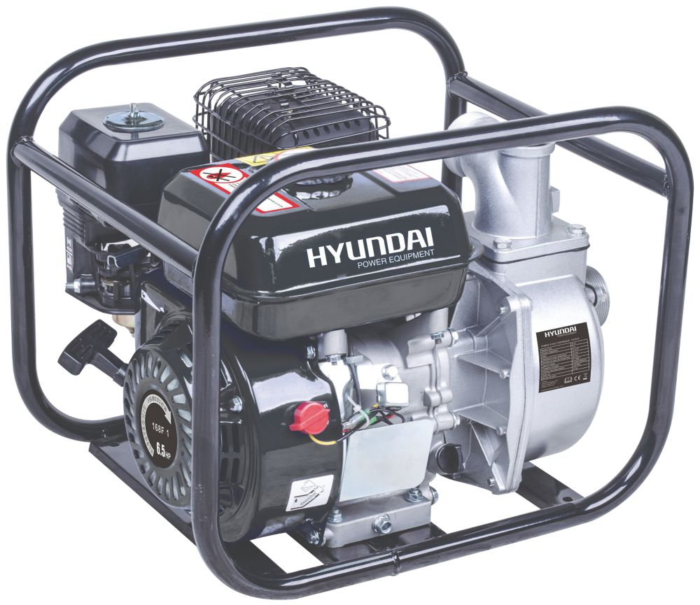 HY50-A 7hp Petrol Clean Water Pump