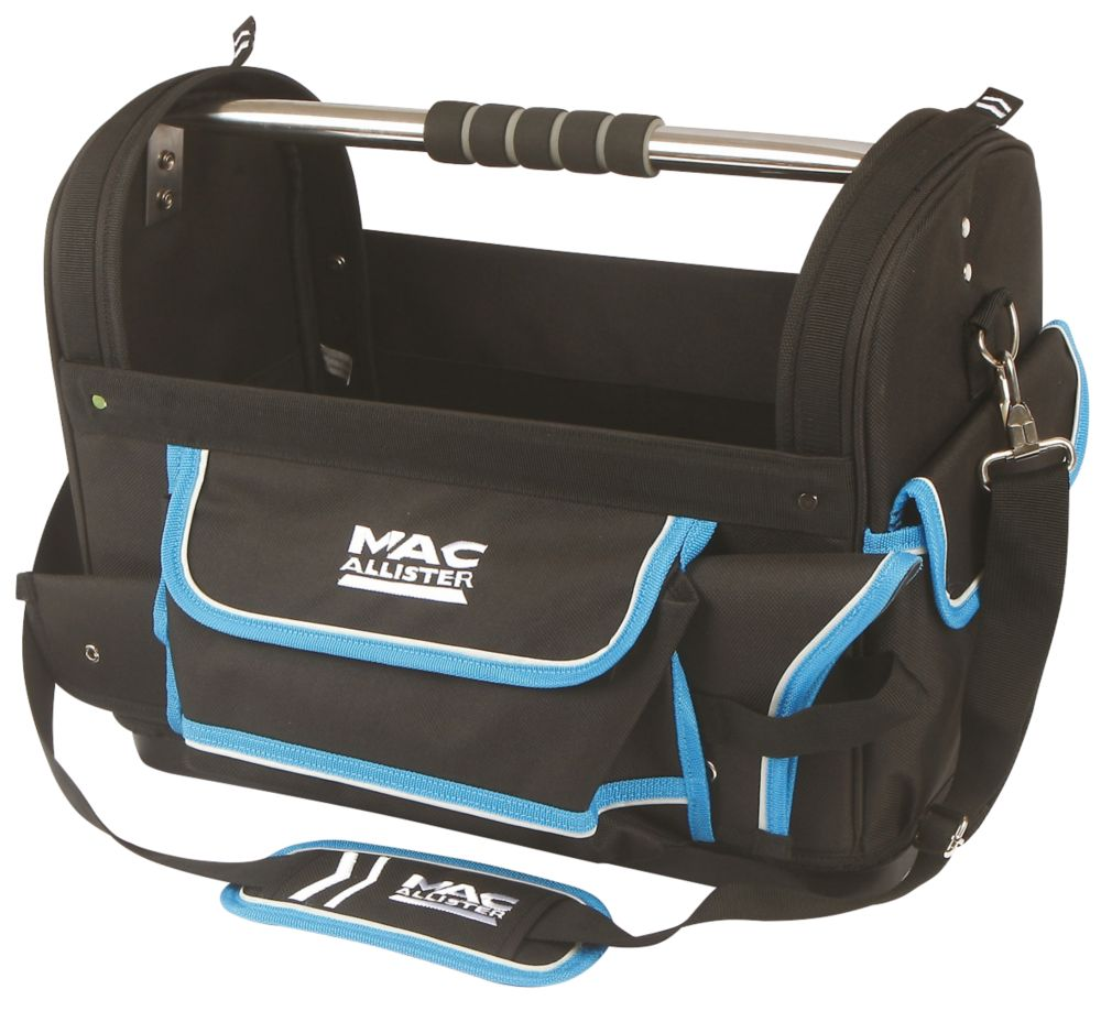 Mac Allister  Tool Tote with Saw Holder 18""