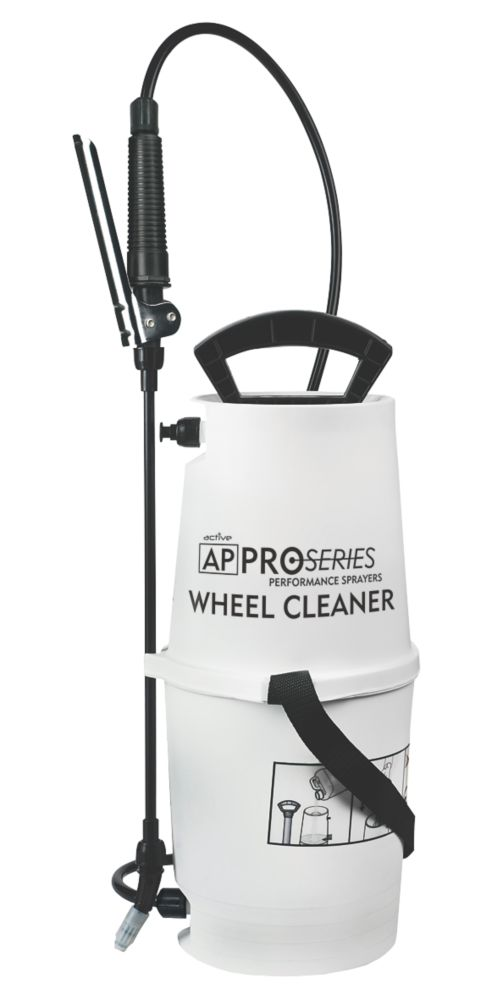A52743 Black Pressure Sprayer 5Ltr