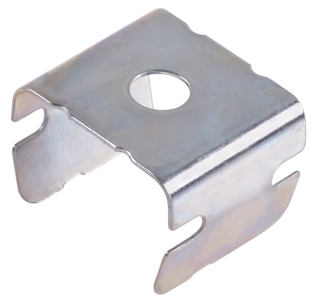 Schneider Electric Fire Rated Safety Clips for Trunking 50mm 50 Pack