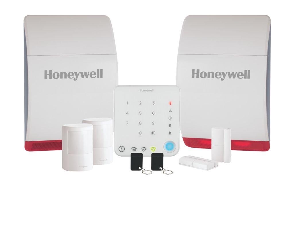 Honeywell Home & Garden Wireless Burglar Alarm Kit