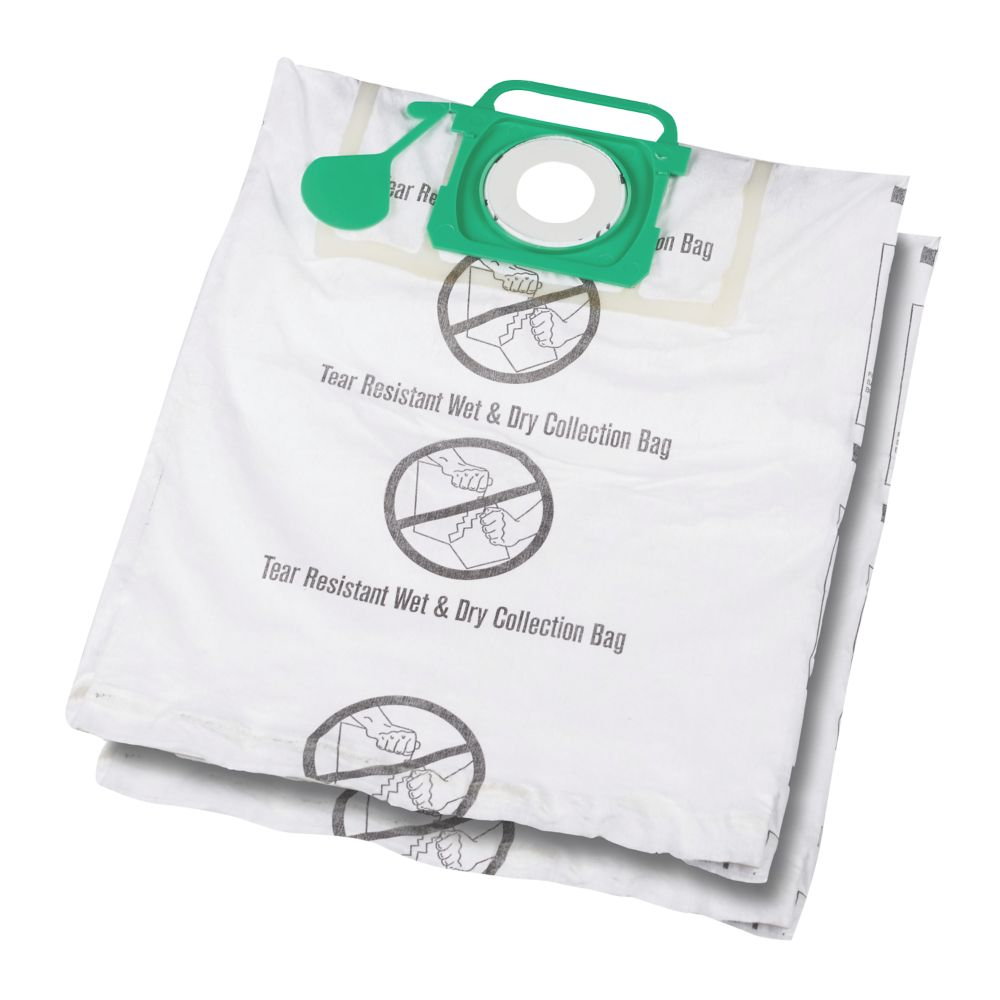 Titan Shop Vac  Wet & Dry Vacuum Cleaner Filter Bags 2 Pack