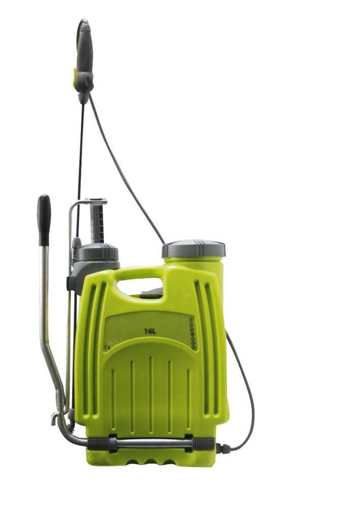 Verve 7218 Green / Grey Backpack Sprayer 16Ltr