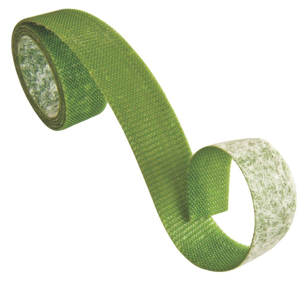 Velcro Brand One-Wrap Green Plant Ties 5m x 12mm