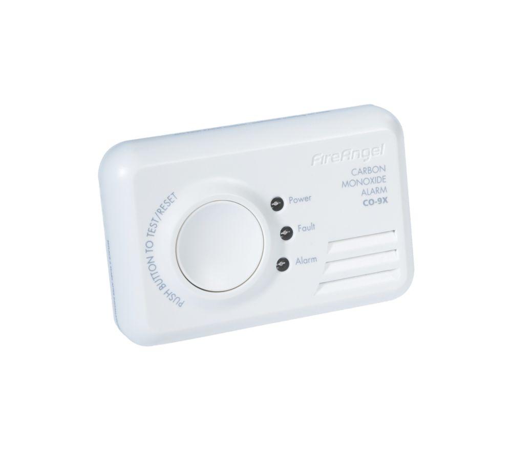 FireAngel CO-9X 7-Year Long Life CO Alarm