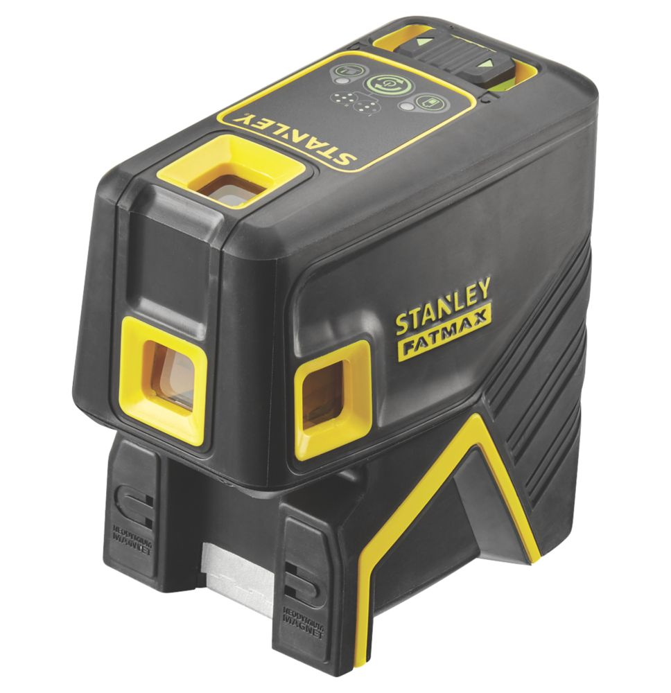 Stanley FatMax FMHT1-77437 Green Self-Levelling Self-Levelling Green Laser Level