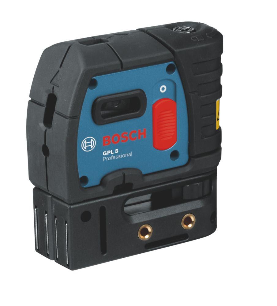 Bosch 5 Point Laser Max 30m