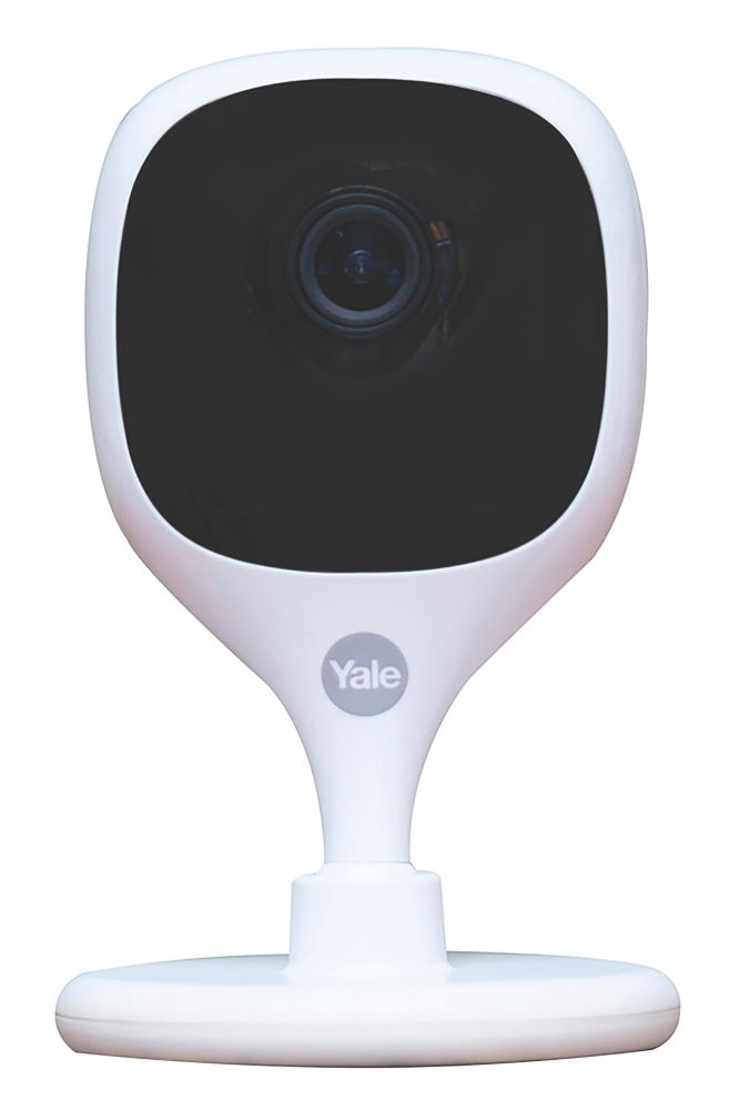 Yale SV-DFFI-W Indoor Wi-Fi Camera  White