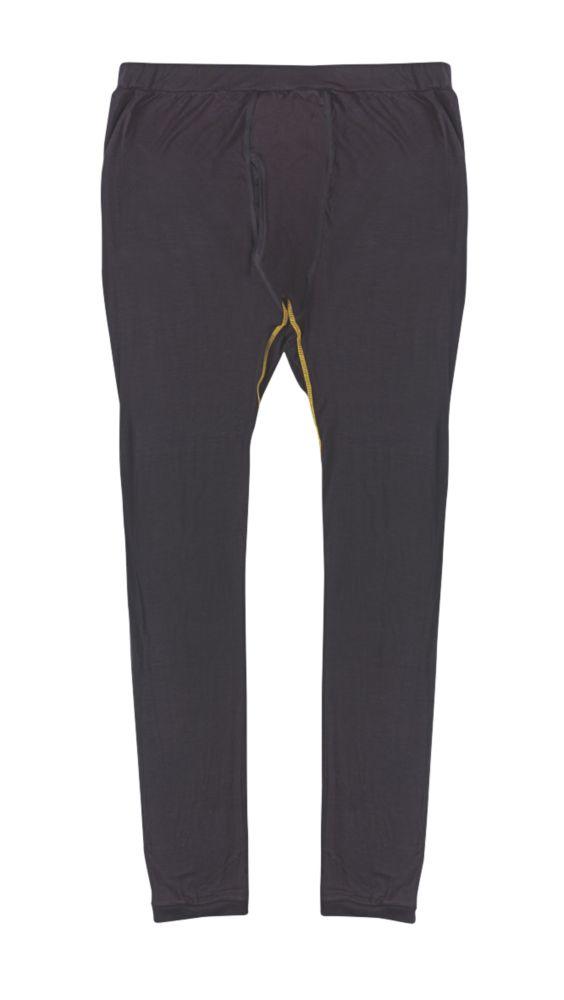 "Site  Base Layer Trousers Black X Large 42"" W 32"" L"
