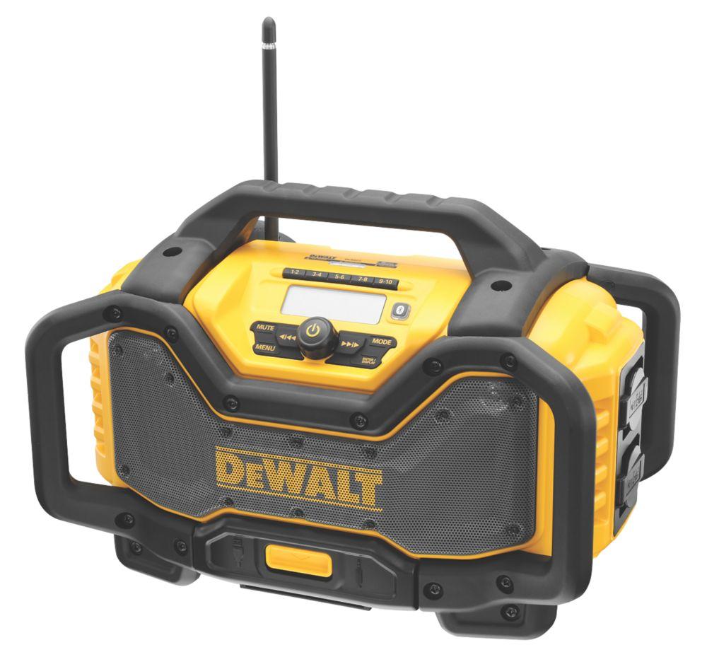 DeWalt DCR027-GB DAB+ / FM Cordless Radio 18V