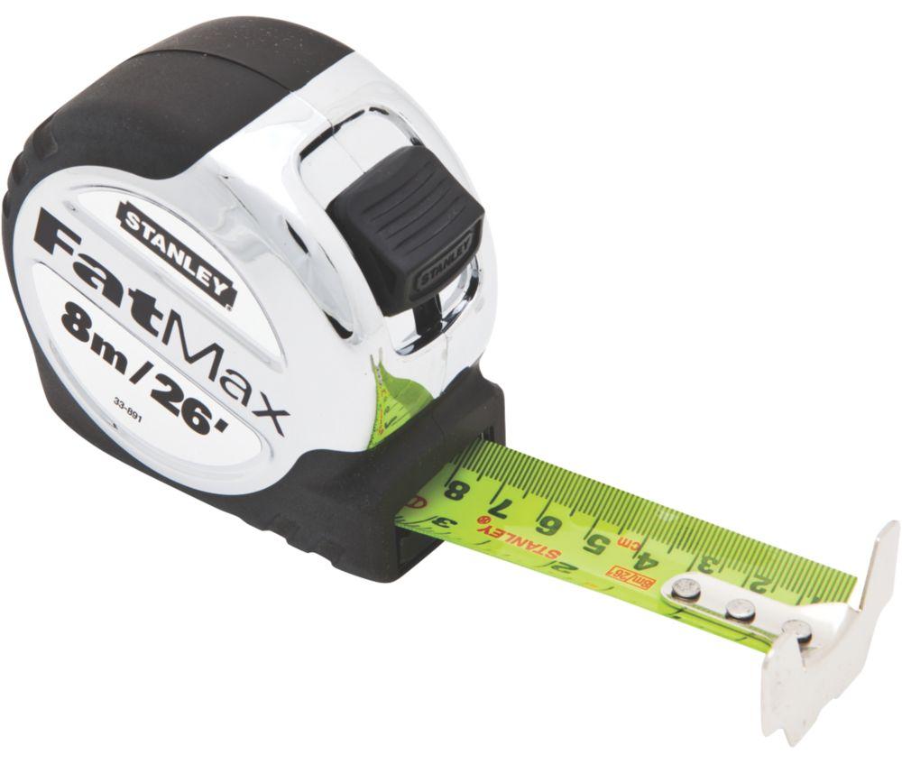 Stanley FatMax Pro 8m Tape Measure