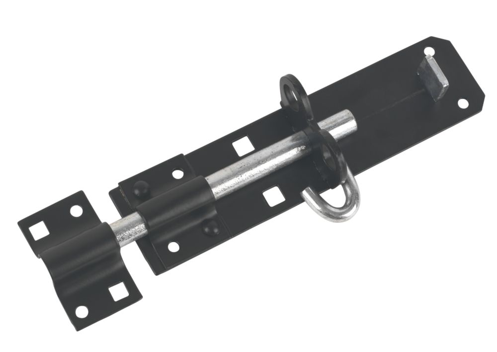 Brenton Gate Bolt Black 179mm