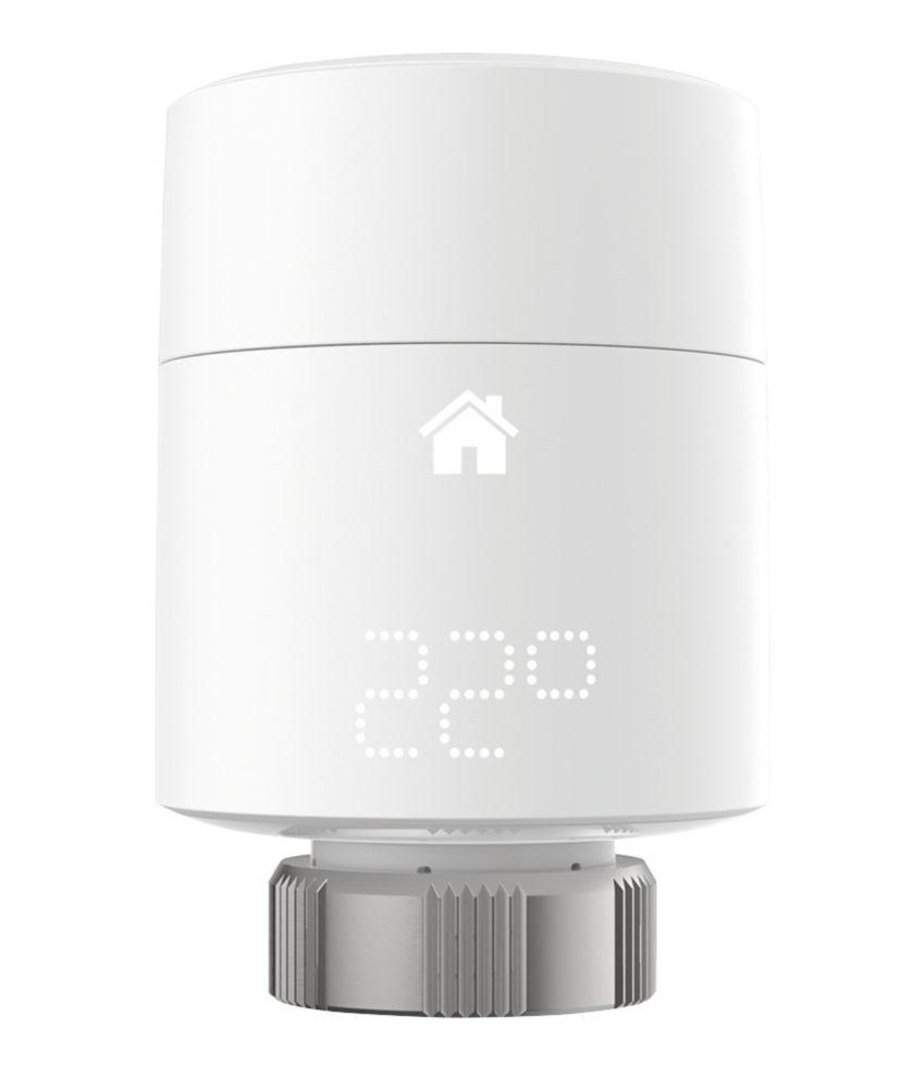 Tado   Smart Radiator Thermostat White