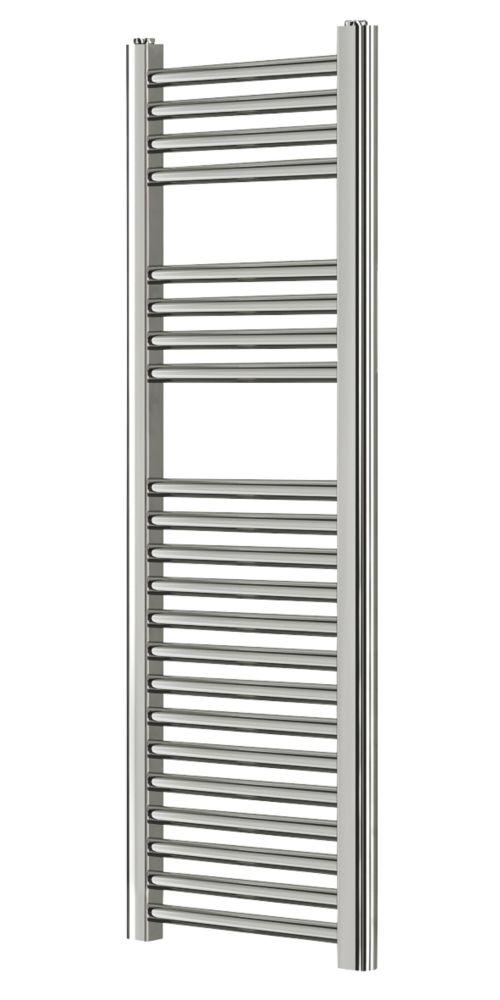 Blyss CAG01GA926 Flat Ladder Towel Radiator  1100 x 300mm Chrome 784BTU