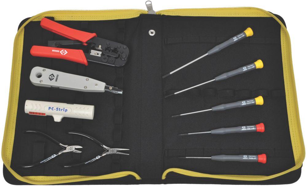 C.K Data Comms Tool Kit 13 Pieces