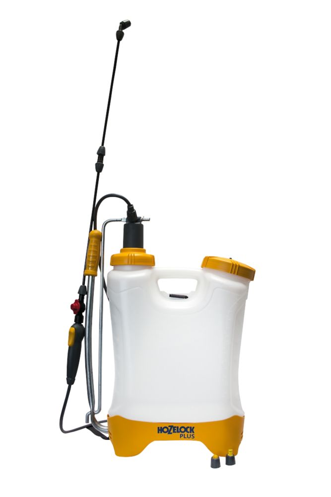Hozelock 4416 0000 Translucent / Yellow  Backpack Sprayer 16Ltr