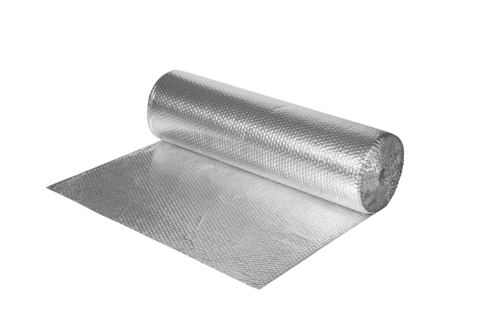 YBS Airtec Reflective Double Insulation 25 x 1.2m