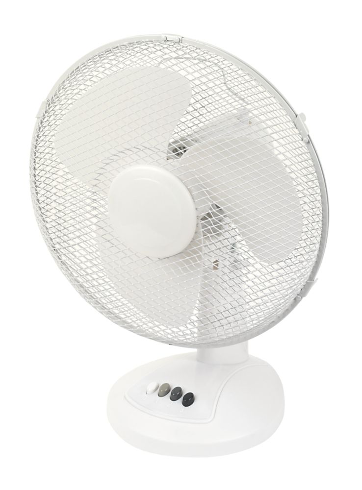 "FT-30EII 12"" Desk Fan 220-240V"