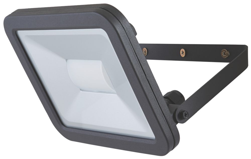 LAP  LED Floodlight 30W Black Daylight