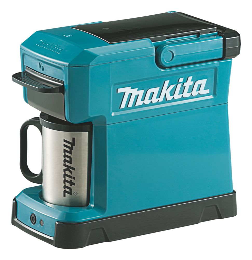 Makita DCM501Z 18V Li-Ion CXT/ LXT Cordless Coffee Machine - Bare