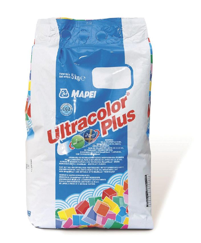 Mapei  Ultracolor Plus Grout Anthracite 5kg