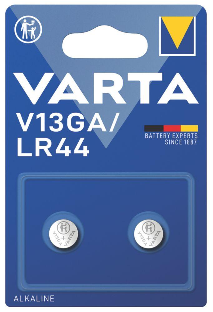 Varta Battery LR44 2 Pack