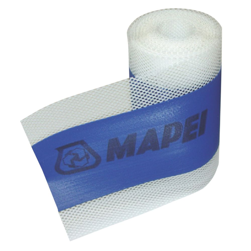 Mapei Jointing Tape White / Grey 5m x 120mm