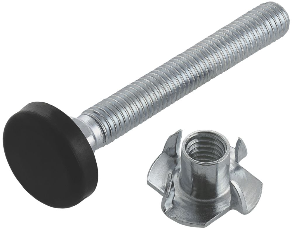 Suki Levelling Foot M10 x 80mm 2 Pack