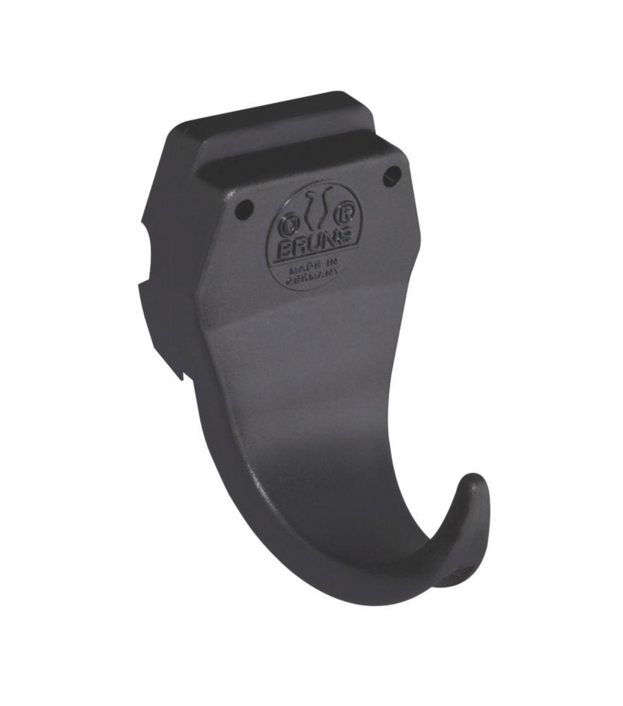 Bruns Tool Storage Accessory Black 130 x 77 x 121mm 2 Pack