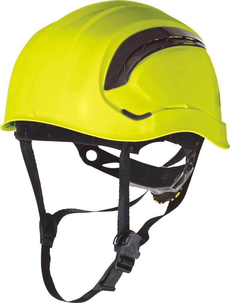Delta Plus Granite Wind Premium Heightsafe Safety Helmet Yellow
