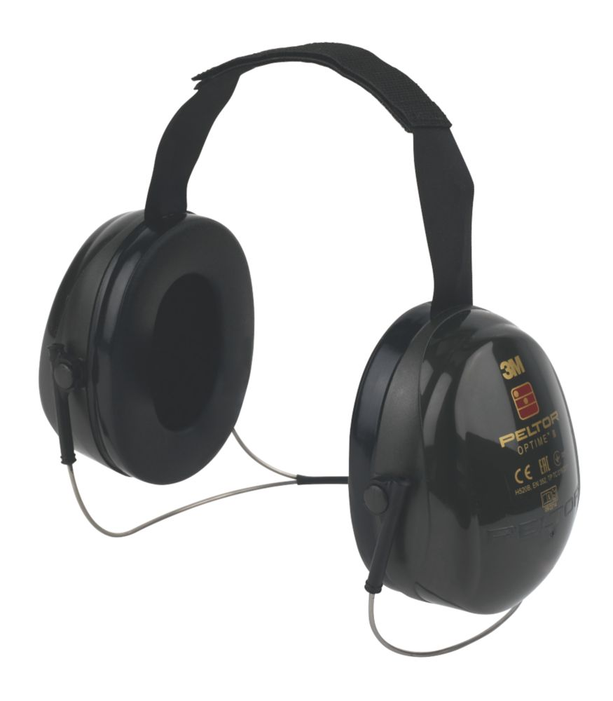 3M Optime II Neckband Ear Defenders 31dB SNR
