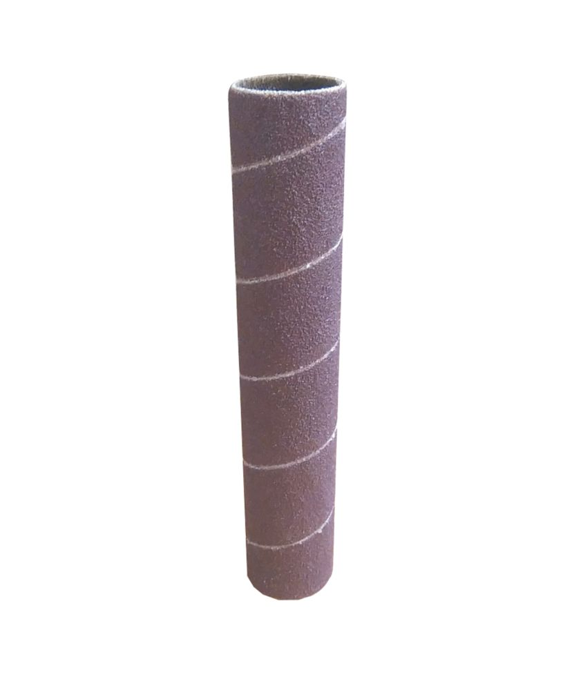 Scheppach Bobbin Sanding Sleeves 19mm 120 Grit 3 Pack