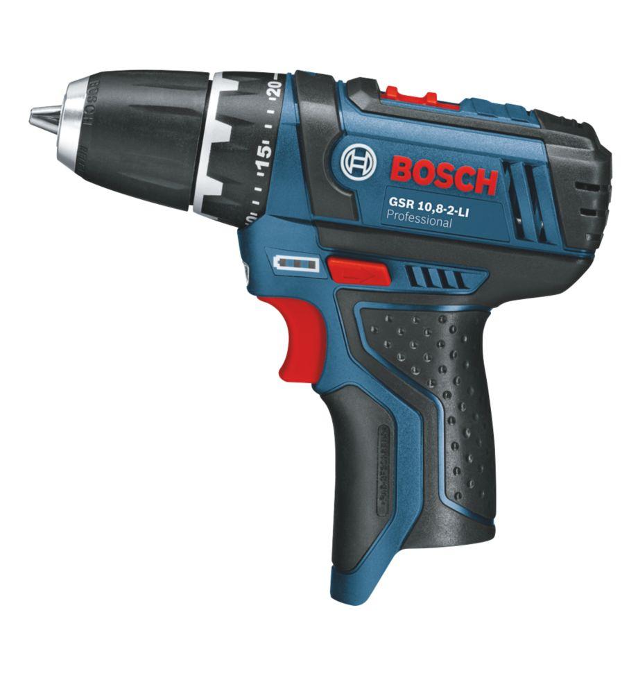 Bosch GSR 12-2-LiN 12V Li-Ion   Cordless Drill Driver - Bare