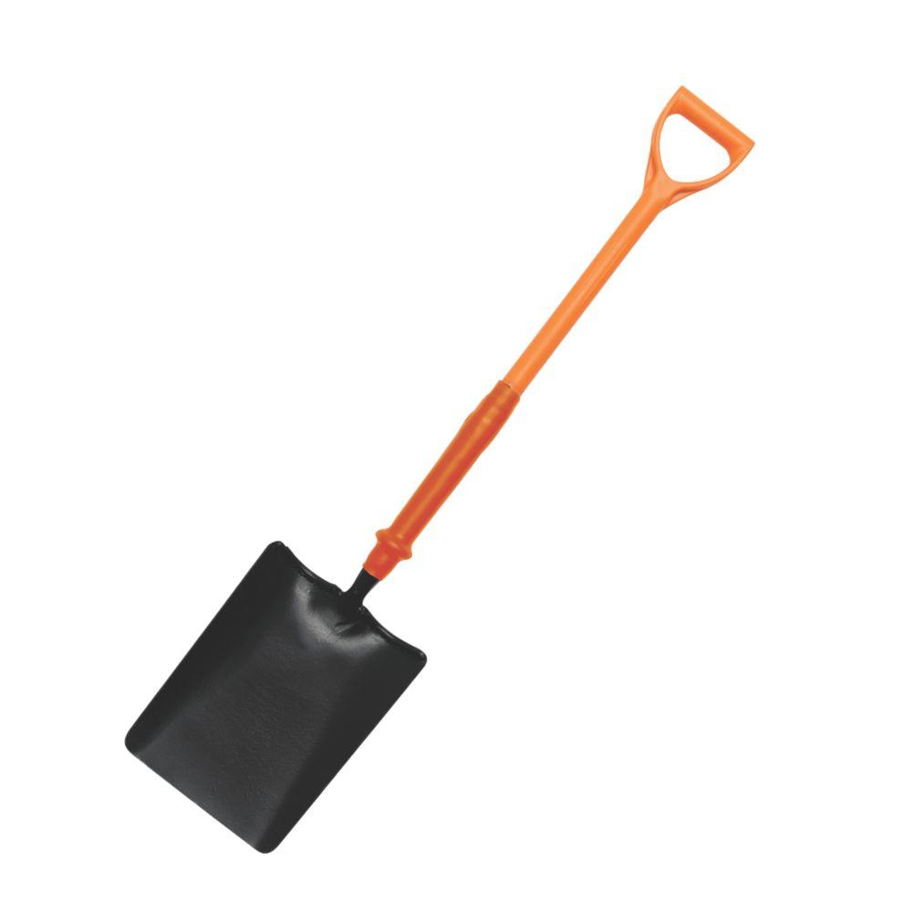 Spear & Jackson  Insulated Taper Mouth Treaded Shovel
