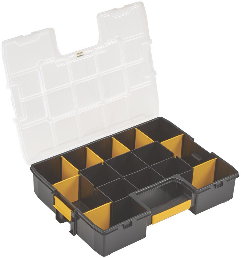 """Stanley Sort Master Organiser  17½ x 3.6"""""""