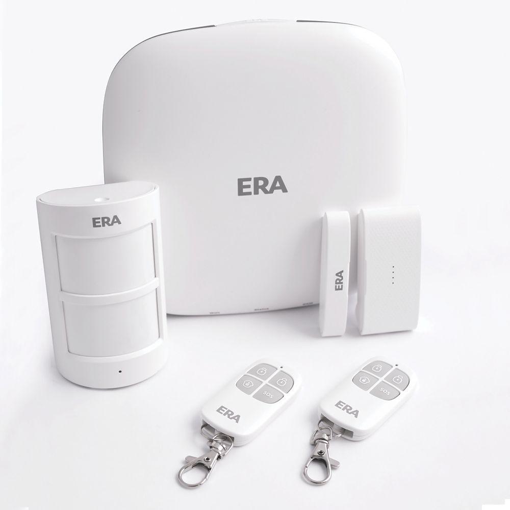 ERA ERA-HOMEGUARD Homeguard Pro Smart Wireless Alarm Starter Kit