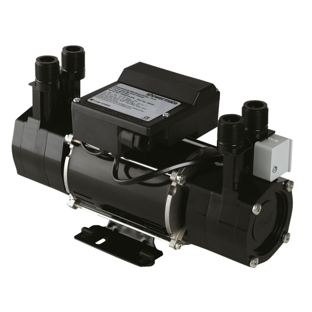 Stuart Turner Showermate Standard Regenerative Twin Shower Pump 1.8bar