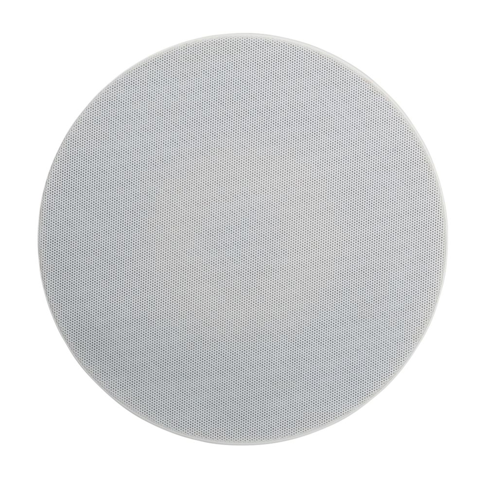"Lithe Audio 01557 Ceiling Speaker White Grille 9"" 50W RMS"