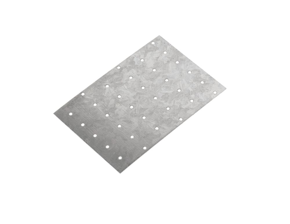 Sabrefix Hand Nail Plate Galvanised DX275 200mm x 75mm 25 Pack