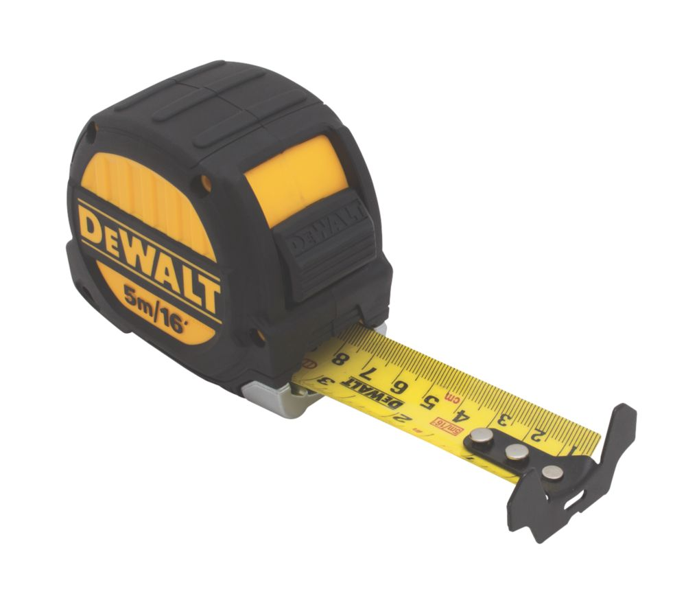 DeWalt  5m Tape Measure