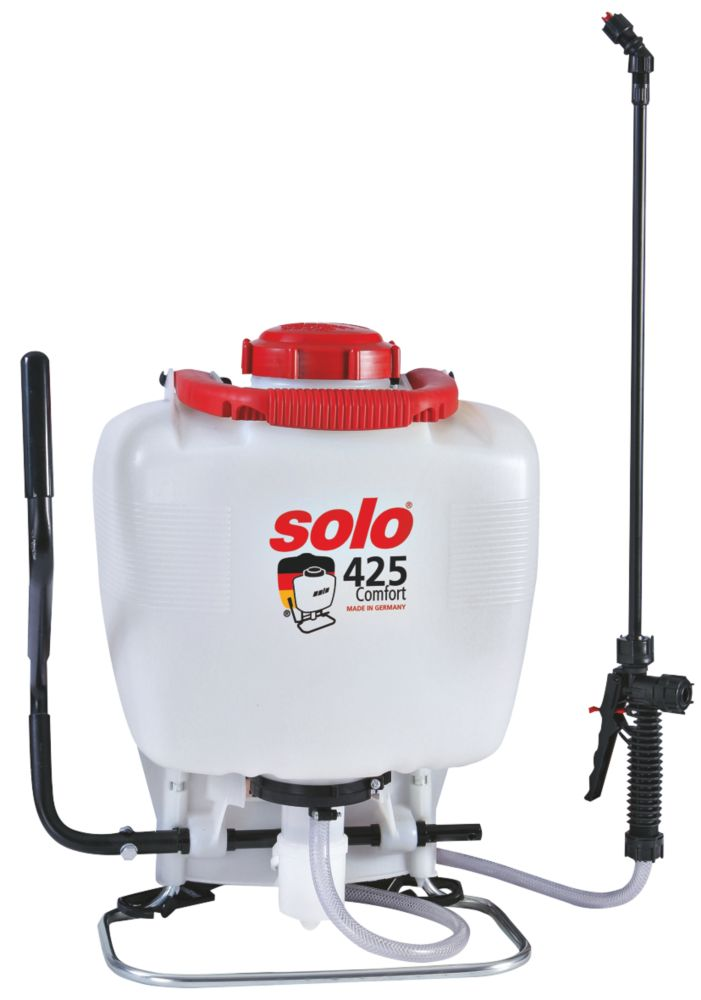Solo SO425/P White Comfort Backpack Sprayer 15Ltr