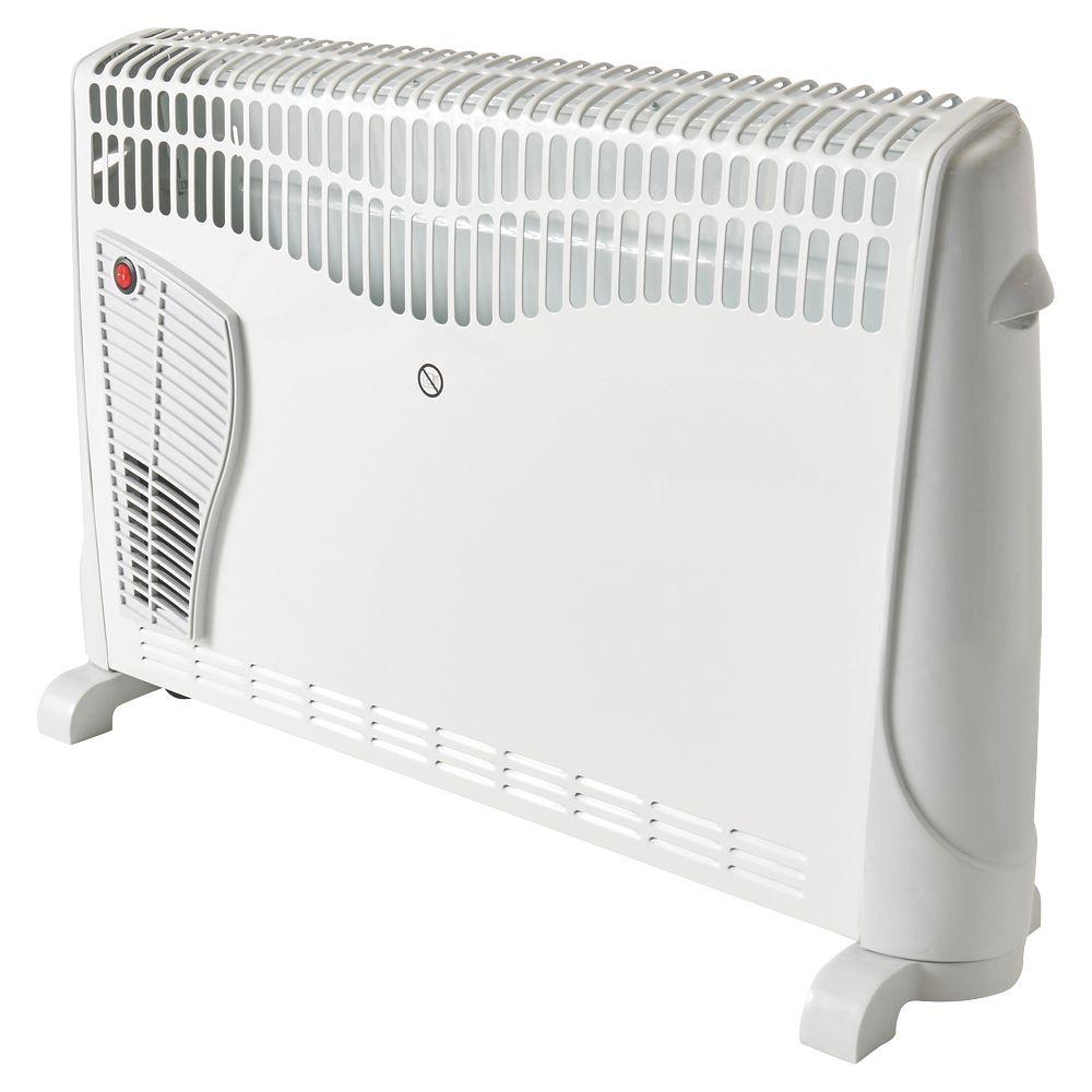 Freestanding Convector Heater 2100-2500W