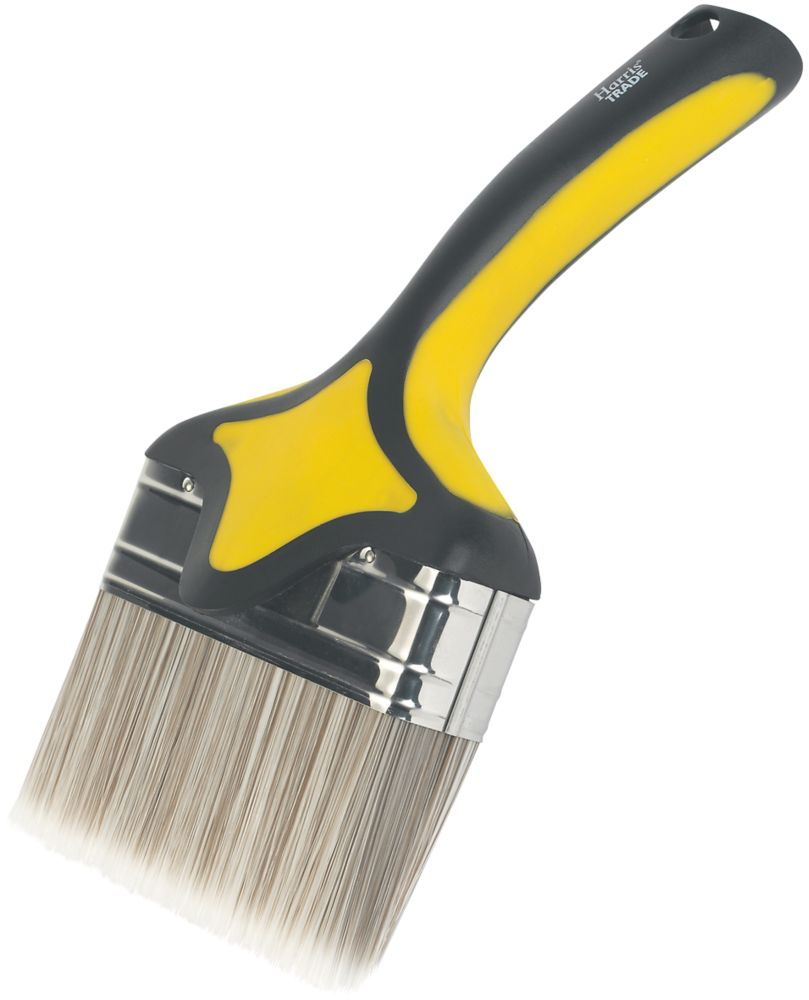 Harris Trade Angled Masonry Block Brush 4¾""