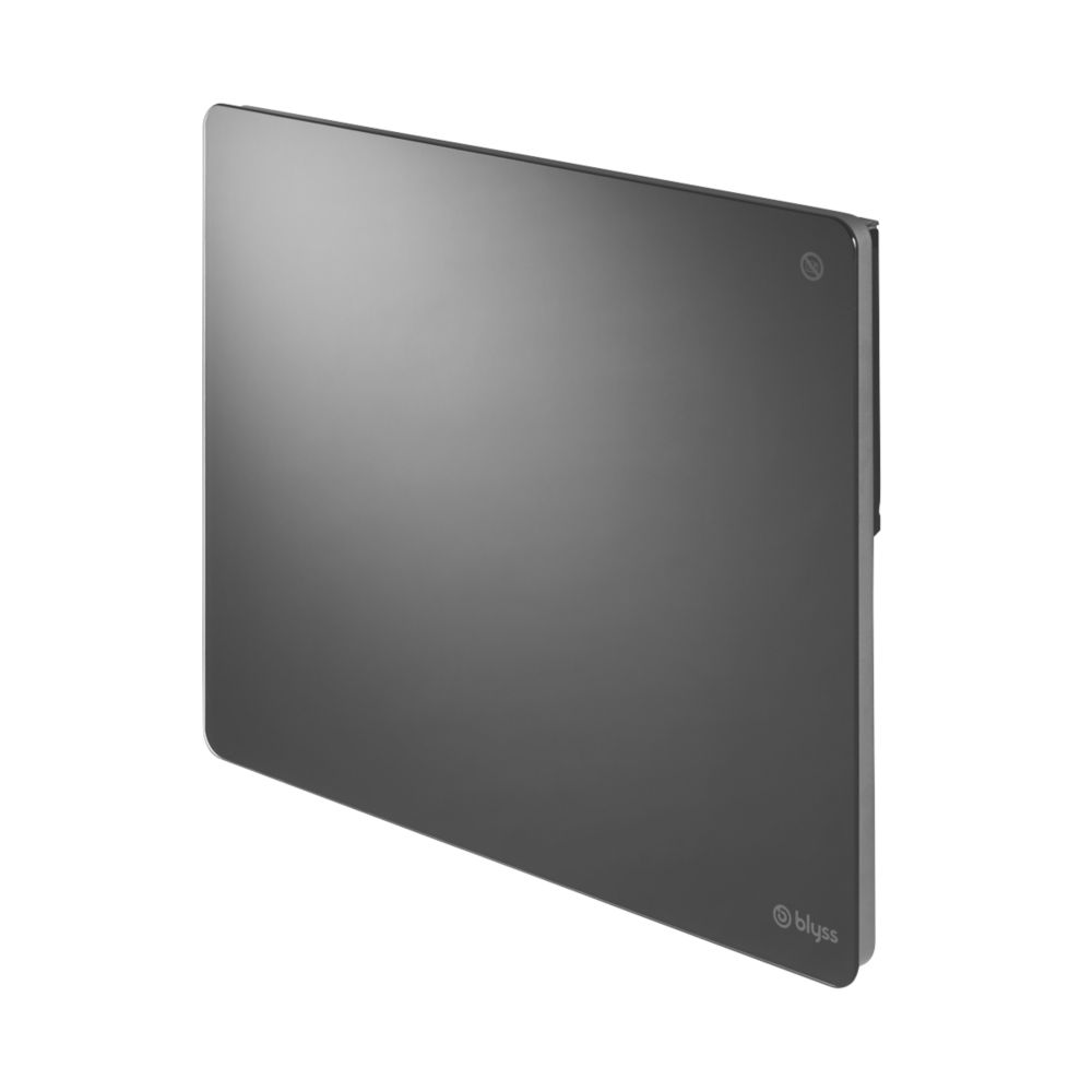 Blyss Wall-Mounted Glass Panel Heater  1000W