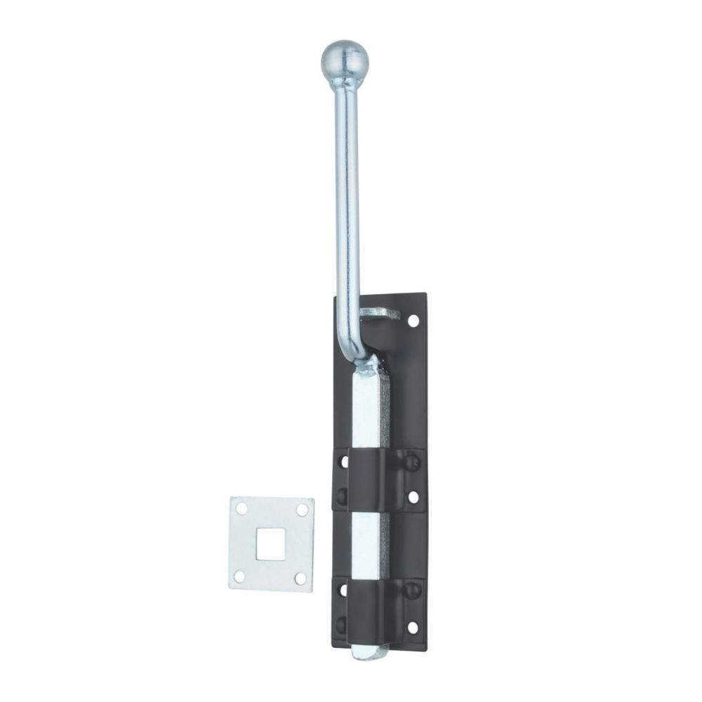 Hardware Solutions Monkey Tail Bolt Black 310mm