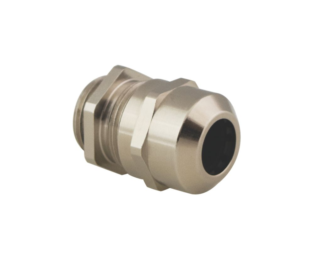 British General Brass Flat Cable Gland Kit 1-1.5mm