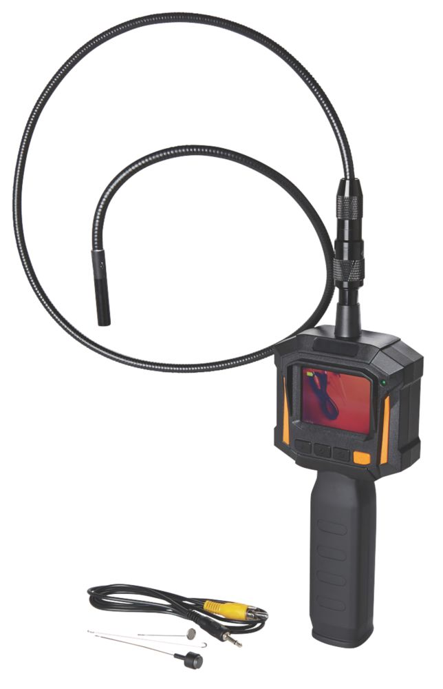"Magnusson  Inspection Camera With 2⅓"" Colour Screen"